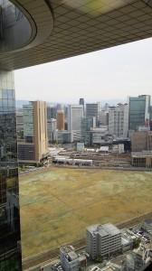 スカイビル36階からの風景2